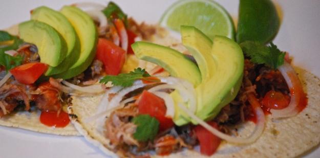 Carnitas - Pork tacos