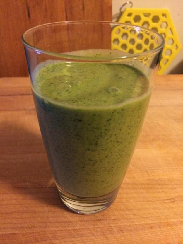 Quick and Easy: Green Shake